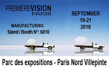 Première Vision 2018 Paris