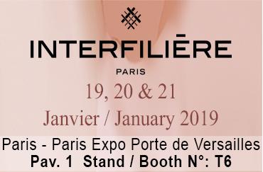 Interfilière 2019 Paris