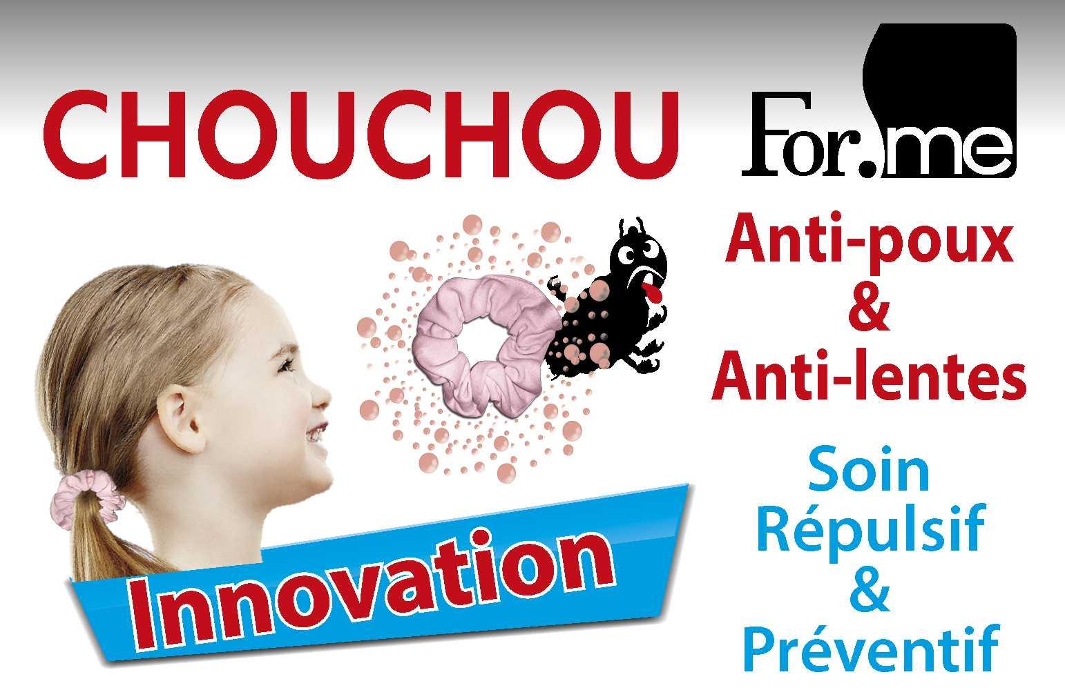 CHOUCHOU<Br> ANTI-POUX & ANTI-LENTES