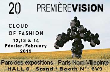 Première Vision 2019 Paris